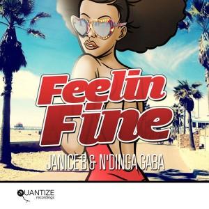 Janice B and N'Dinga Gaba - Feelin Fine