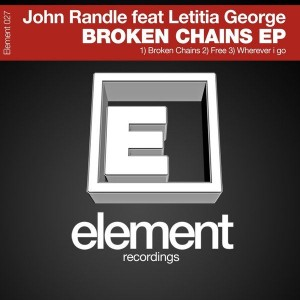 John Randle feat.Letitia George - Broken Chains EP