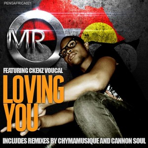 Mr. O feat.Ckenz Voucal - Loving You