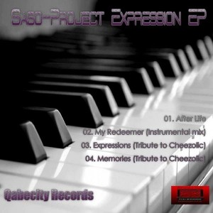 Saso Project - Expression EP