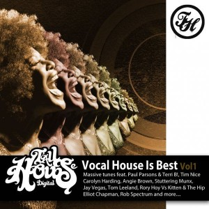 Various Artists - Vocal House Is Best Vol 1
