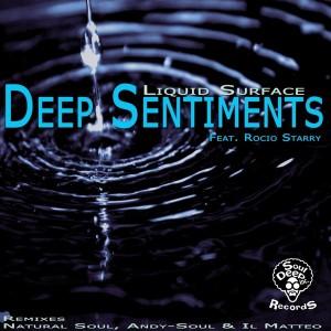 Deep Sentiments Feat. Rocio Starry - Liquid Surface E.P.