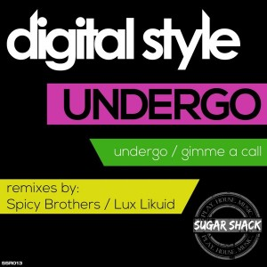 Digital Style - Undergo EP