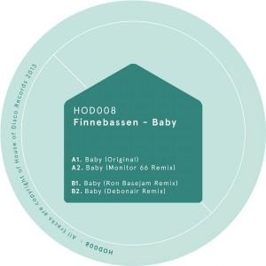 Finnebassen - Baby