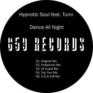 Hypnotic Soul feat. Tumi - Dance All Night