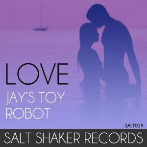 Jay's Toy Robot - Love