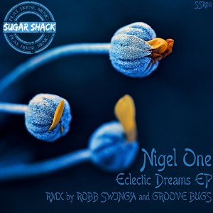 Nigel One - Eclectic Dreams EP
