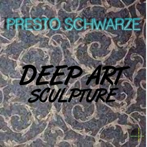 Presto Schwarze - Deep Art Sculpture