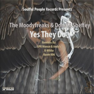 The Moodyfreaks & Donald Sheffey - Yes They Do