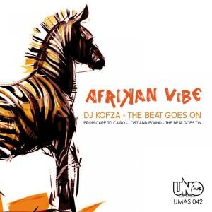 DJ Kofza & Obrien De Pioneer - Afrikan Vibe [Uno Mas Digital Recordings]
