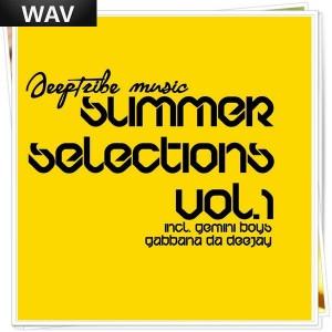 Gabbana Da Deejay - Summer Selections Vol. 1 [DeepTribe]