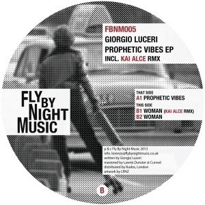 Giorgio Luceri - Prophetic Vibes EP [Fly By Night]