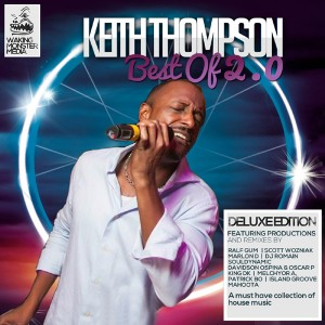 Keith Thompson - Best Of 2.0 Keith Thompson [Waking Monster]