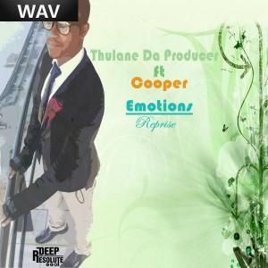Thulane Da Producer feat. Cooper - Emotions [Deep Resolute (PTY) LTD]