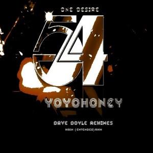 Yoyohoney feat Anna Ross - One Desire [Black Sugar]