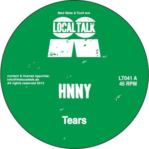 HNNY - Tears [Local Talk]