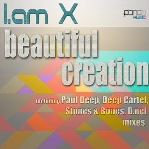 I Am X - Beautiful Creation [Donda Recordings]