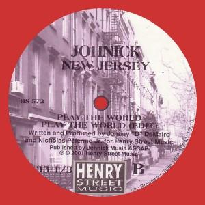 Johnick - Johnick New Jersey REMASTERED [Henry Street Music]