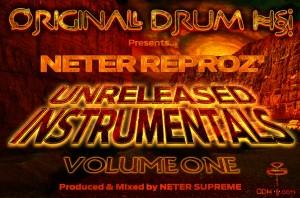 Neter Supreme - Reproz' Unreleased Instrumentals Vol. 1 [Original Drum Hsi]