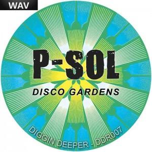 P Sol - Disco Gardens [Diggin Deeper]