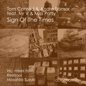 Tom Conrad & Andre Bonsor feat. Mr V & Miss Patty - Sign Of The Times [Adaptation Music]