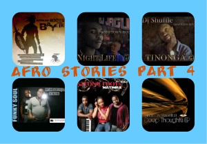 Various Artists - Afro Stories (Part 4) [AFROdesiamp3]