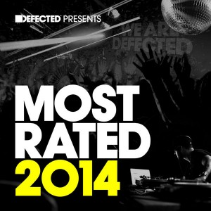 Various Artists - Defected presents Most Rated 2014 [Defected]