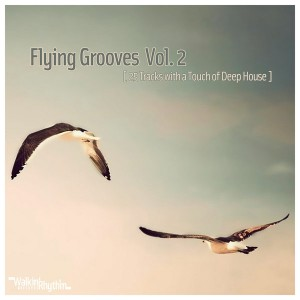 Various Artists - Flying Grooves, Vol. 2 - 25 Tracks With a Touch of Deep House [Walkin' Rhythm' Records]