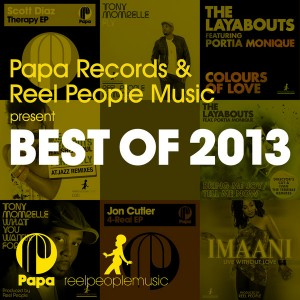 Various Artists - Papa Records & Reel People Music Present BEST OF 2013 [Papa Records]