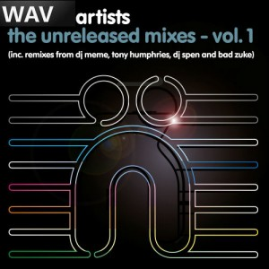 Various Artists - The Unreleased Mixes, Vol.1 [Nocturnal Groove Digital]
