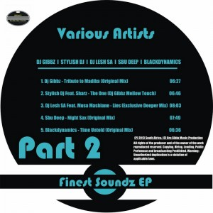 Various - Finest Soundz Part 2 EP [Bra Gibbz Music Production]
