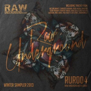 Various - Winter Sampler 2013 [Raw Underground]