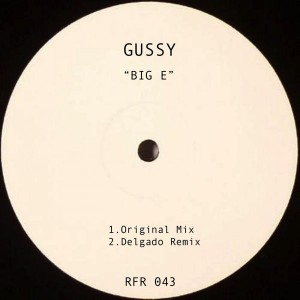 Gussy - Big E [Rude Fish Records]