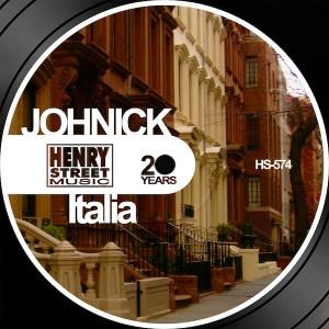 Johnick - 'Italia' Remastered [Henry Street]