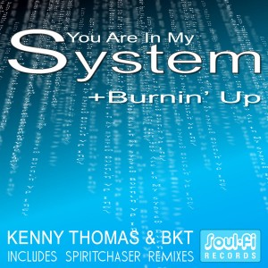 Kenny Thomas & BKT - You Are In My System Burnin' Up (Incl. Spiritchaser & Soulfunktion Remixes) [Soul Fi]