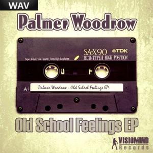 Palmer Woodrow - Old School Feelings EP Visiomind
