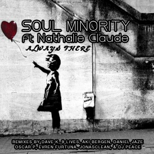 Soul Minority & Nathalie Claude - Always There [Open Bar Music]