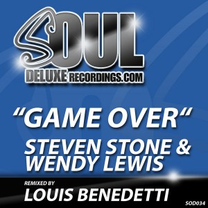 Steven Stone & Wendy Lewis - Game Over [Soul Deluxe]