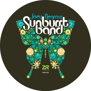 The Sunburst Band - Face The Fire EP [Z Records]