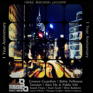 Various Artists - 1642 Records Present 1 Year Anniversary [1642 Records]