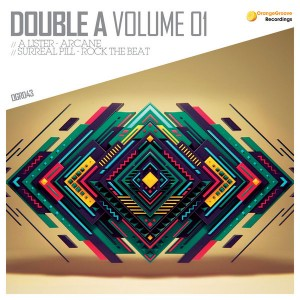 Various Artists - Double A  Volume 01 [Orange Groove]