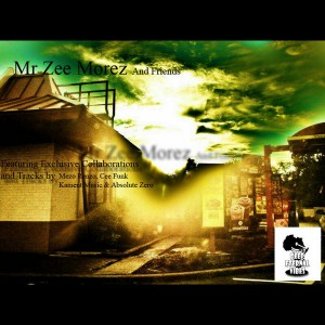 Various Artists - Mr Zee Morez & Friends [Deep Eternal Vibes]