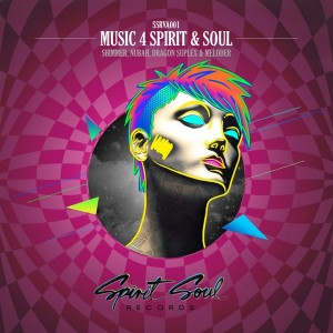 Various Artists - Music 4 Spirit & Soul 001 [Spirit Soul Records]
