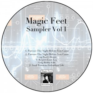 Various - Magic Feet Vol I [Magic Feet]