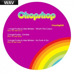 Angel Funke & Alex Brinken - What's The Colour [Chopshop]