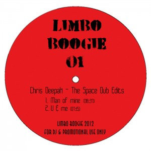 Chris Deepak - The Space Dub Edits [Limbo Boogie]