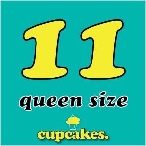 Cupcakes - Queen Size [Cupcakes]