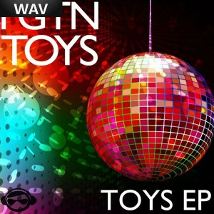 FGTN Toys - Toys EP [Music Essentials]