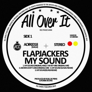 Flapjackers - My Sound [All Over It Records]
