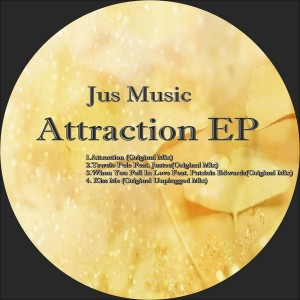 Jas Music - Attraction EP [Touch Africa Music]